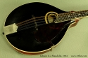 Gibson a-4 mandolin 1914 top