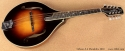 2010 Gibson A-5 Mandolin full front view