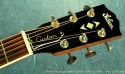 Gibson Advanced Jumbo Luthiers' Choice 2001 headstock front