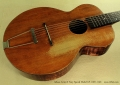 Gibson Army Navy Special GY 1920  top