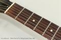 Gibson B-25-12-N 12 String Acoustic Guitar, 1963 Fingerboard Detail View