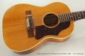 Gibson B-25-12-N 12 String Acoustic Guitar, 1963 Top View