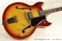 Gibson Cherryburst Barney Kessel 1966 top