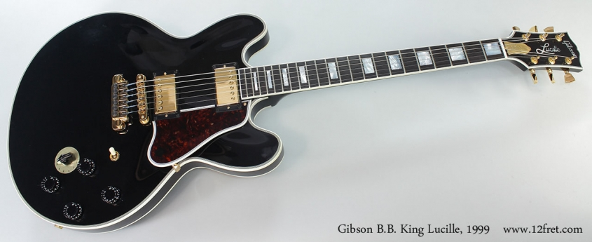 Gibson B.B. King Lucille, 1999 Full Front VIew