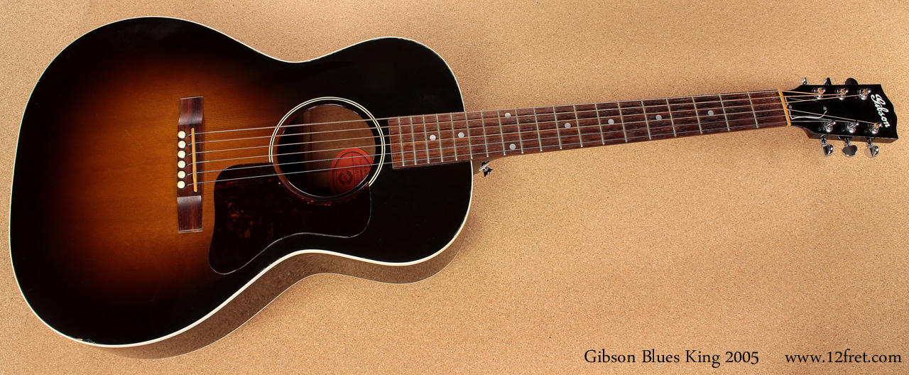 Gibson Blues King 2005 full front view
