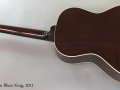 Gibson Blues King, 2011 Full Rear VIew