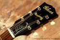 Gibson Brad Paisley Model J-45 head front view