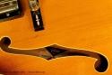 Gibson Byrdland 1975  label 1