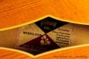 Gibson Byrdland 1975  label 2