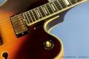 Gibson Byrdland 1975  top detail