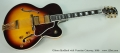 Gibson Byrdland with Venetian Cutaway, 2009 Full Front View