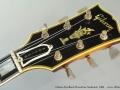 Gibson Byrdland Florentine Sunburst, 1969 head front