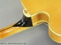 Gibson Byrdland Natural, 1959 Heel
