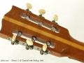 Gibson C-1E Classical 1965 head rear
