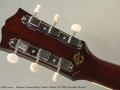 Gibson Custom Shop Tamio Okuda CF-100E Acoustic Electric Head Rear