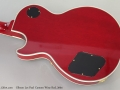 Gibson Les Paul Custom Wine Red, 2004  Back