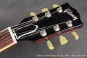 Gibson Custom Shop ES-330 2009 head front view