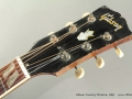 Gibson Country Western 1965 head front