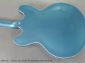Gibson Dave Grohl DG-335 Pelham Blue back