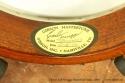 Gibson Earl Scruggs Standard Mastertone Banjo 2000 label