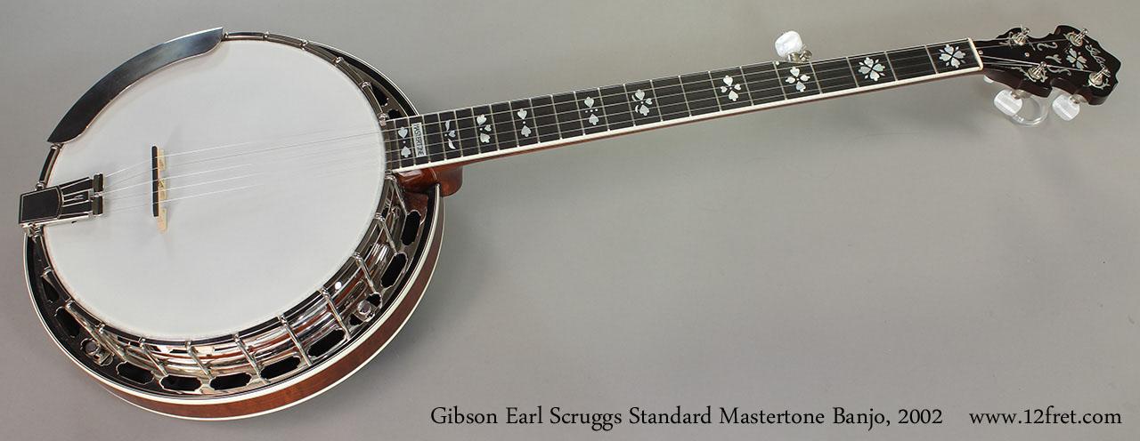 Mastertone Earl Scruggs Favorite Banjo Wwwimagenesmicom
