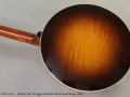 Gibson Earl Scruggs Standard Mastertone Banjo, 2002 Back