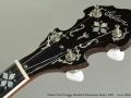 Gibson Earl Scruggs Standard Mastertone Banjo, 2002 Head Front