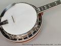 Gibson Earl Scruggs Standard Mastertone Banjo, 2002 Top