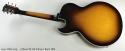 Gibson ES-135 Tobacco Burst 2001 full rear view
