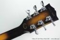 Gibson ES-135 Tobacco Burst 2001 head rear