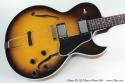 Gibson ES-135 Tobacco Burst 2001 top