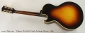 Gibson ES-140 3/4 Scale Archtop Electric, 1956 Full Rear View