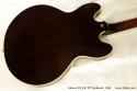 Gibson ES-330TD Sunburst 1966 back