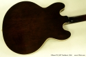 Gibson ES-330T 1960 back