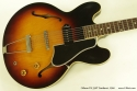 Gibson ES-330T 1960 top