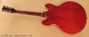 Gibson ES-330 TC 1960 full rear view