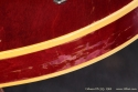 Gibson ES-335 1962 finish wear at tail