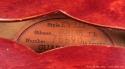 Gibson ES-335 1962 label