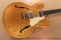 Gibson ES-335 Gold 2013 top