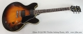 Gibson ES-335 PRO Thinline Archtop Electric, 1979 Full Front View