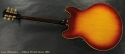 Gibson ES-345 Stereo 1965 full rear view