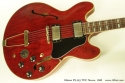 Gibson ES-345 TDC Stereo 1968 top