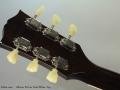 Gibson ES-Les Paul White Top Head Rear