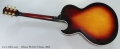 Gibson ES-137c Classic, 2004 Full Rear View