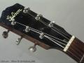 Gibson ES-150 Sunburst, 1940 Head Front