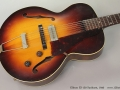 Gibson ES-150 Sunburst, 1940 Top