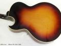 Gibson ES-175D 1960 back