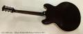 Gibson ES-330 1959 Reissue Sunburst, 2012 Full Rear VIew
