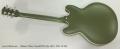 Gibson Chris Cornelll ES-335, 2013 #227 of 250 Full Rear View