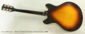Gibson ES-335TD Thinline Archtop Guitar, 1980 Full Rear VIew